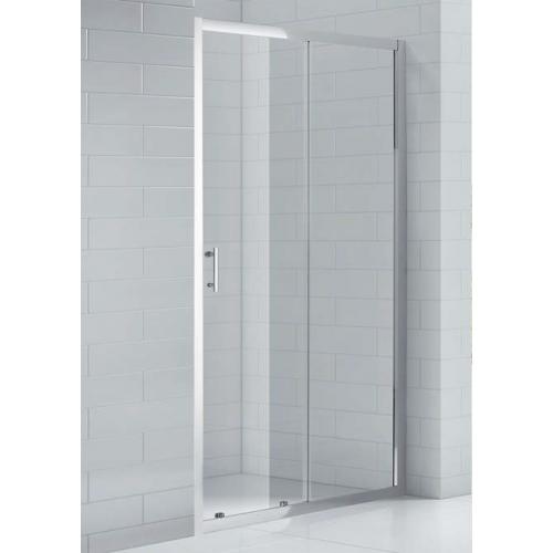 SaniPro OBD2 / 1200 slankiojančios dušo durys į nišą