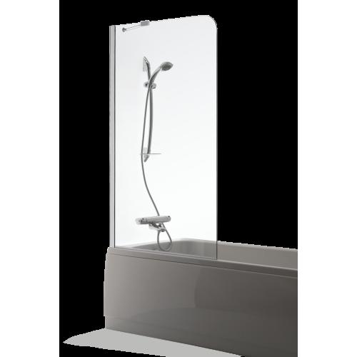 Brasta Glass vonios sienelė Mija 80x150 cm, stiklo spalva pasirinktinai
