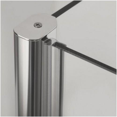 Rolh TCO1+TB kvadratinė dušo kabina  900*900 mm