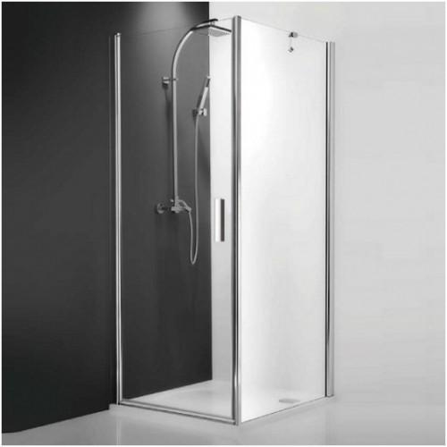 Roth kvadratinė dušo kabina TCO1+TB 1000*1000 mm