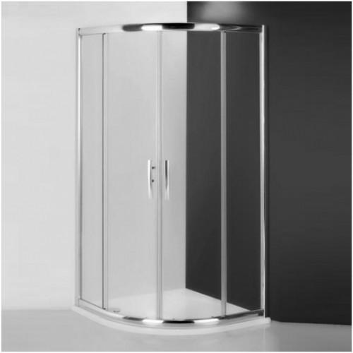 Roth PXR2N pusapvalė dušo kabina su slankiojančiomis durimis