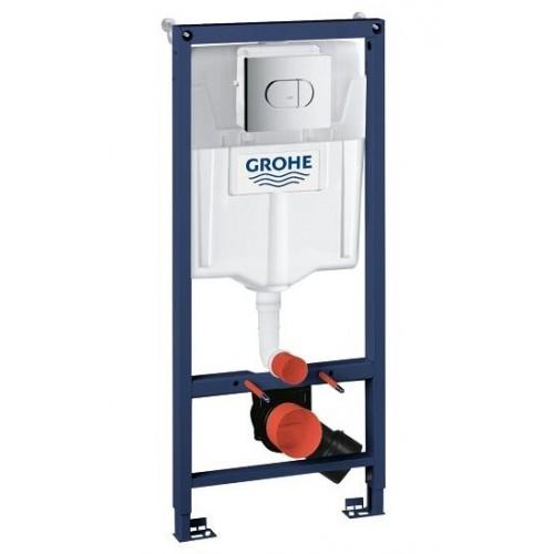 WC rėmo komplektas Grohe Rapid SL 3in1, 38981000