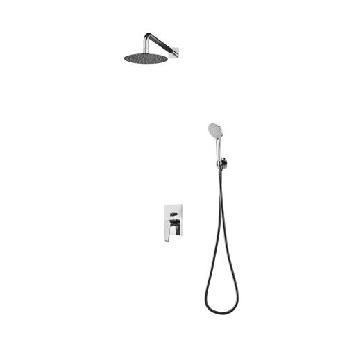 Potinkinė dušo sistema Omnires Astoria SYS AS10