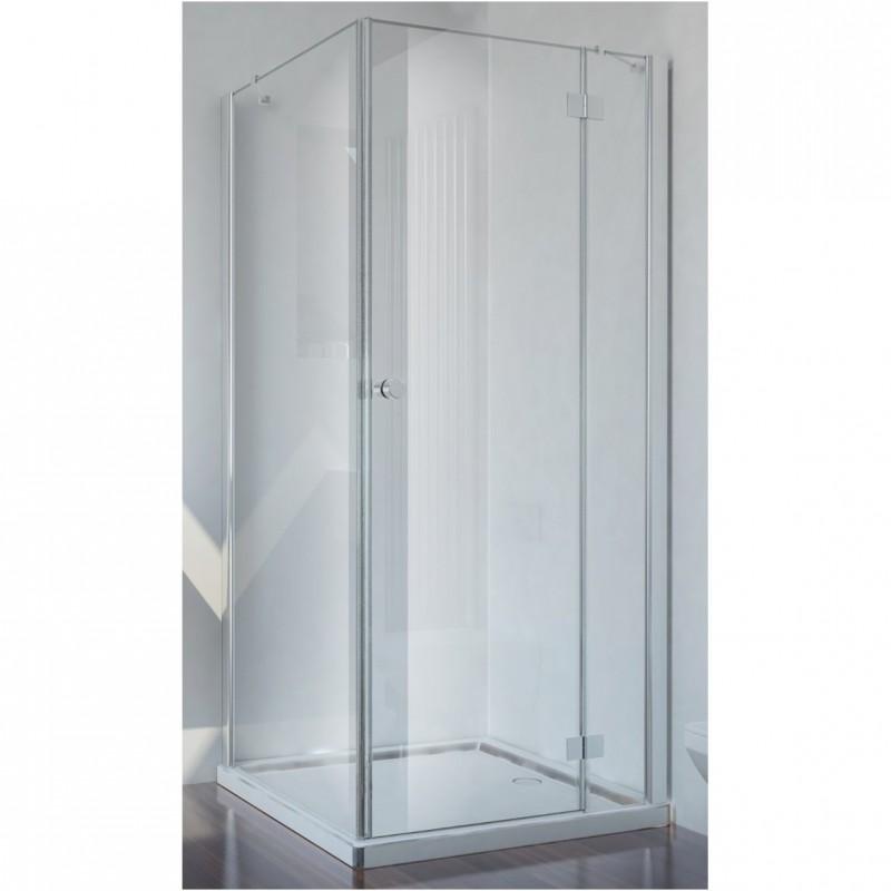 Kvadratinė dušo kabina Sanotechnik Smartflex 100*100cm