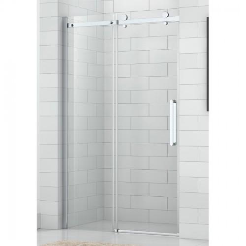 SaniPro OBZD2 dušo durys į nišą 1400 mm