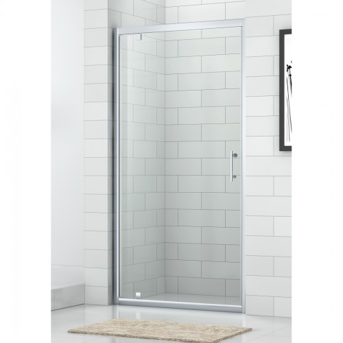 SaniPro OBDO1 dušo durys į nišą 800 mm