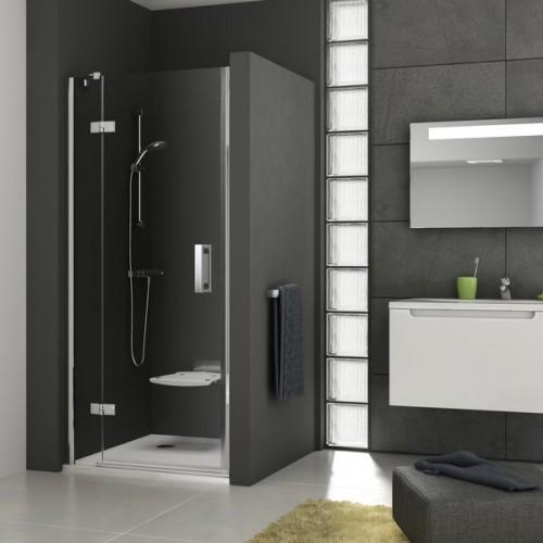 Dušo durys Ravak SmartLine SMSD2 110*190 cm