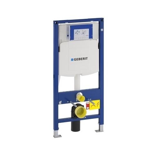 Geberit Duofix potinkinis WC rėmas, valdomas iš priekio, 111.300.00.5