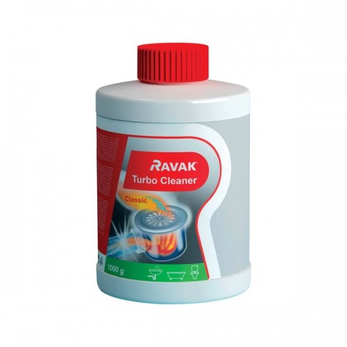 RAVAK Turbo Cleaner (1000 g) nuosėdų valiklis