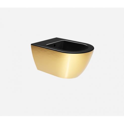 GSI Gold Platinum pakabinama bidė, Dualglaze danga
