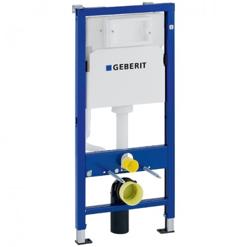 Potinkinis WC rėmas Geberit Duofix Basic UP100 Delta su laikikliais
