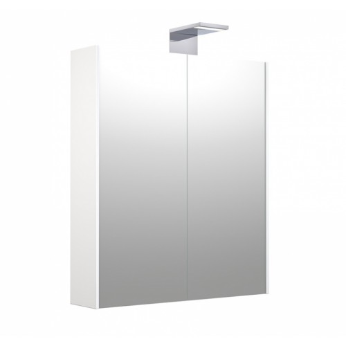 Kame Evoke Inno 60cm veidrodinė spintelė su LED apšvietimu (spalvų pasirinkimas)