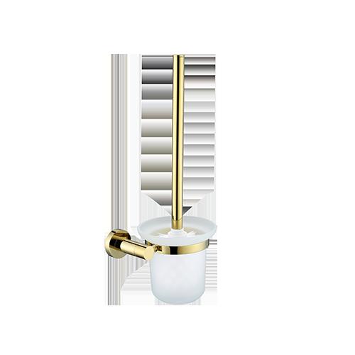 Pakabinamas tualetinis šepetys Omnires Modern project aukso sp.