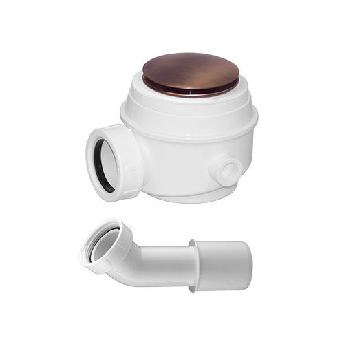 Sifonas voniai click-clack be persipylimo Omnires sendinto vario spalvos