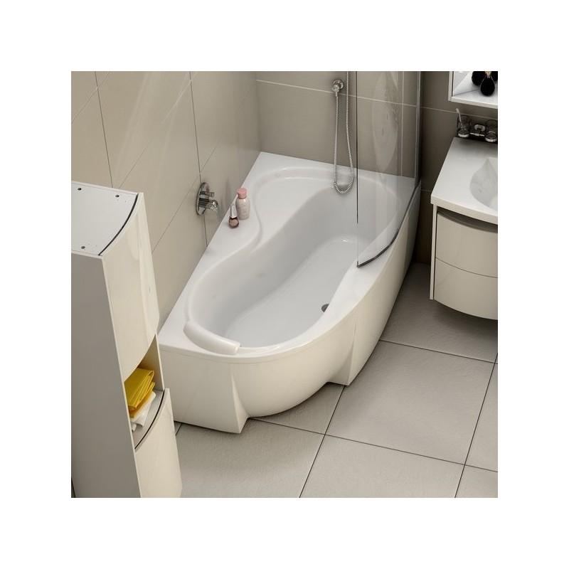 Asimetrinė vonia Ravak Rosa 95 1500*950 mm