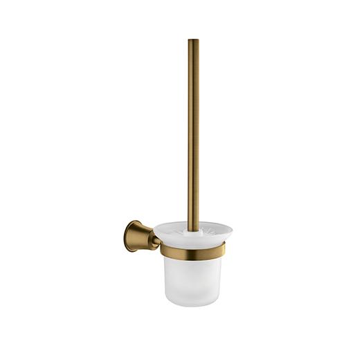 Omnires pakabinamas tualetinis šepetys Art Line AL53620BR