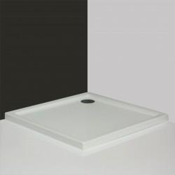 Roltechnik Flat Kvadro 900*900 mm kvadratinis dušo padėklas