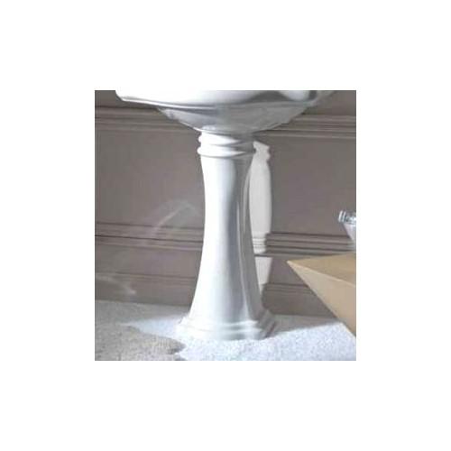 Kerasan Retro keramikinė koja 55 cm, 59 cm, 73 cm praustuvams 107001