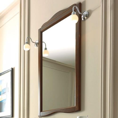 Kerasan Retro veidrodis su riešutmedžio rėmu 63x116 cm 731340 (spalvų pasirinkimas)