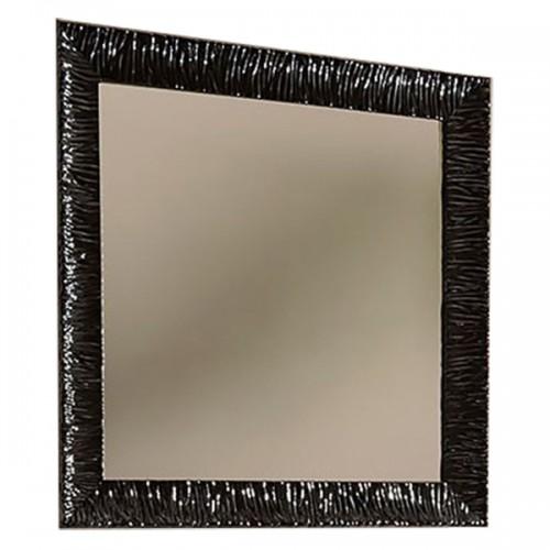 Kerasan Retro veidrodis su juodu blizgiu rėmu 100x100 cm 736401 (spalvų pasirinkimas)
