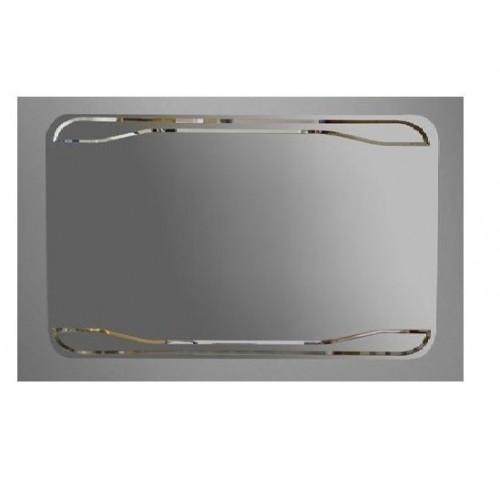 Kerasan Waldorf veidrodis su pašvietimu ir jungikliu 100x70 cm 740601