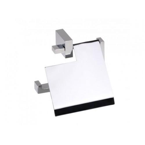 Bemeta GAMMA tualetinio popieriaus laikiklis su dangteliu