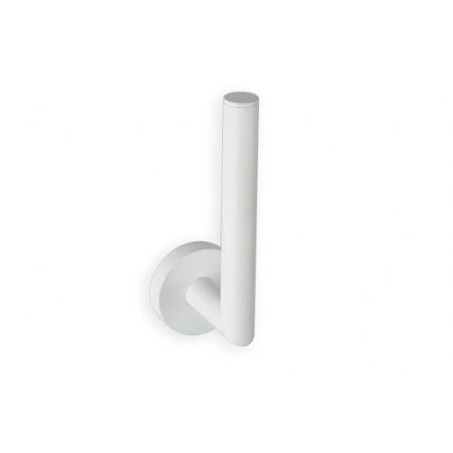 Bemeta White WC popieriaus laikiklis vertikalus baltos spalvos