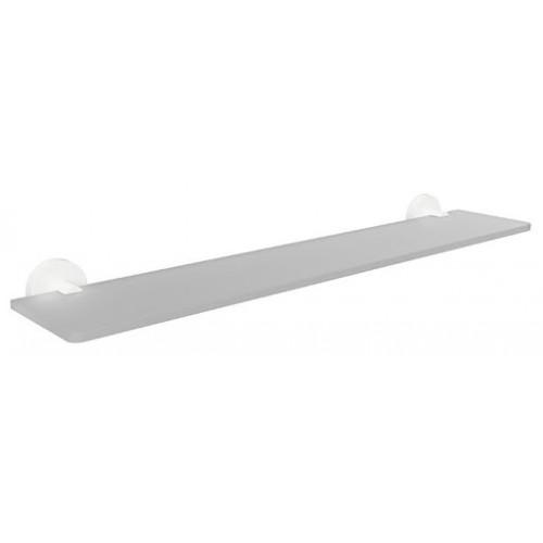 Bemeta White stiklinė lentynėlė 60 cm
