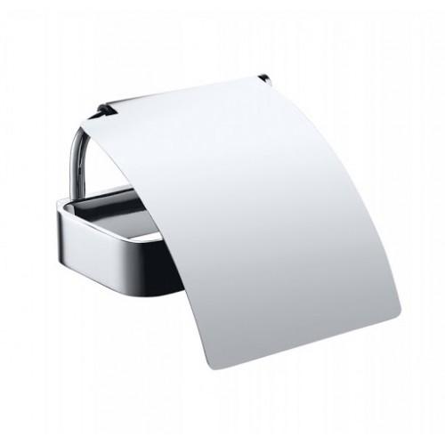 Bemeta Solo tualetinio popieriaus laikiklis su dangteliu