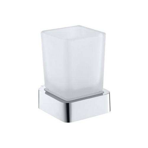 Bemeta Solo pakabinama stiklinė su laikikliu