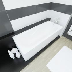 Akmens masės vonia Vispool Classica 1800*750 mm