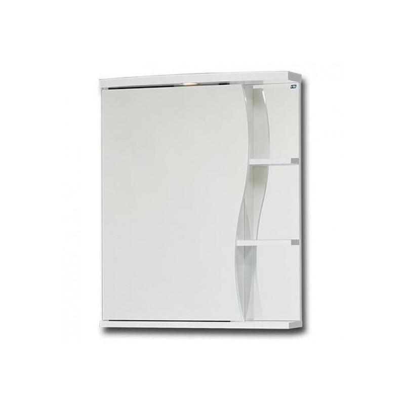 Raguvos Baldai spintelė su veidrodžiu Piano RV60V