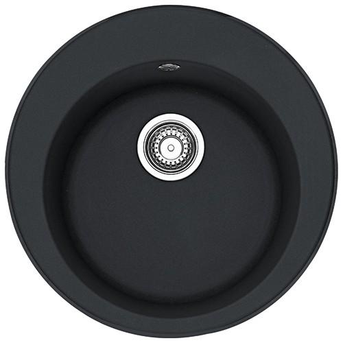 Franke Ronda ROG 610-41 granitinė plautuvė su užkemšamu ventiliu (spalvų pasirinkimas)