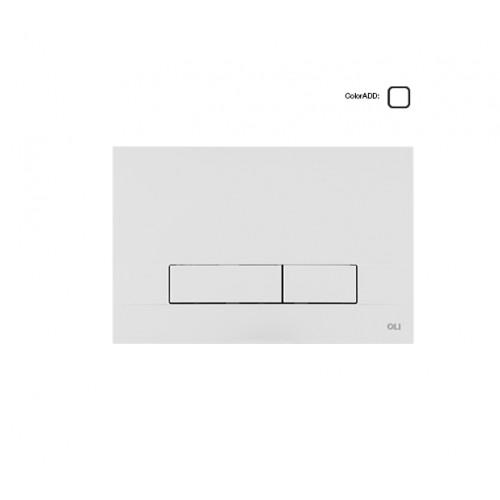 Vandens nuleidimo mygtukas OLI NARROW, mechaninis (spalvų pasirinkimas)