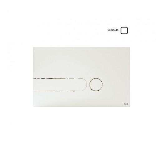 Vandens nuleidimo mygtukas OLI IPLATE, mechaninis (spalvų pasirinkimas)