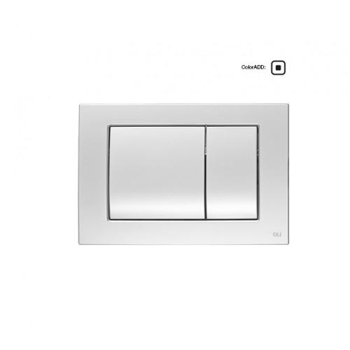 Vandens nuleidimo mygtukas OLI METAL antivandalinis mechaninis (spalvų pasirinkimas)