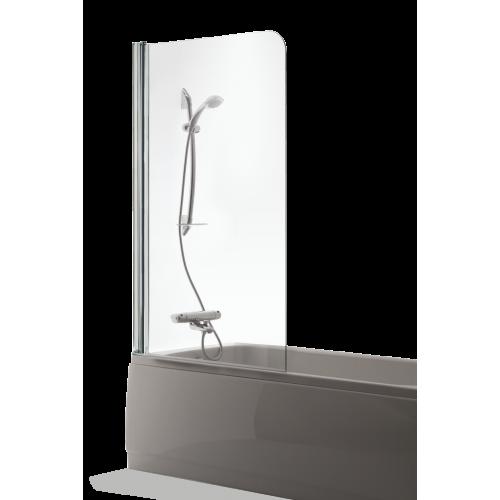 Brasta Glass vonios sienelė Maja 90x150cm, stiklo spalva pasirinktinai