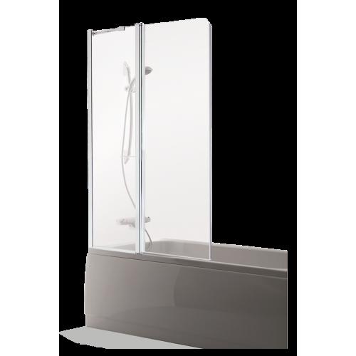 Brasta Glass vonios sienelė Maja Plius 90x150cm, stiklo spalva pasirinktinai