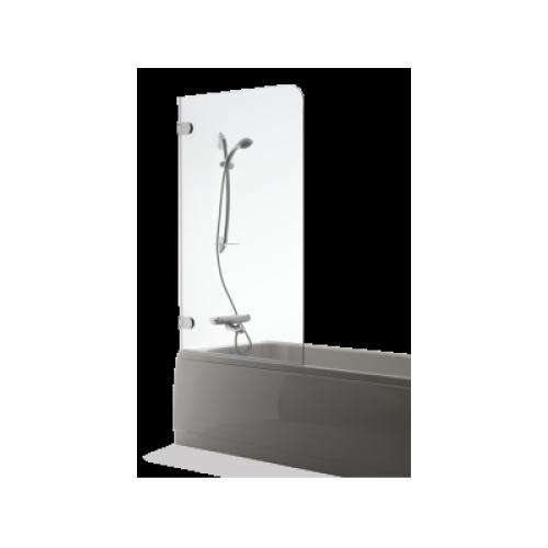 Brasta Glass vonios sienelė Meda 75x150cm, stiklo spalva pasirinktinai