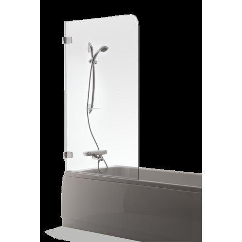 Brasta Glass vonios sienelė Gaja 70x150cm, stiklo spalva pasirinktinai