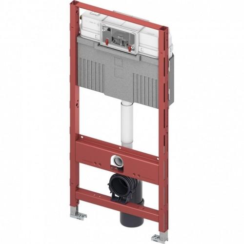 TECEprofil wc modulis su Uni vandens bakeliu, montavimo aukštis – 1120 mm, 9300302