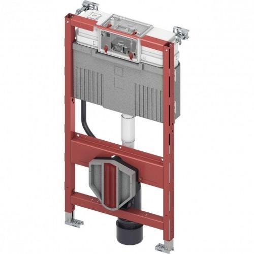 TECEprofil wc modulis su Uni vandens bakeliu, montavimo aukštis – 980 mm, 9300382