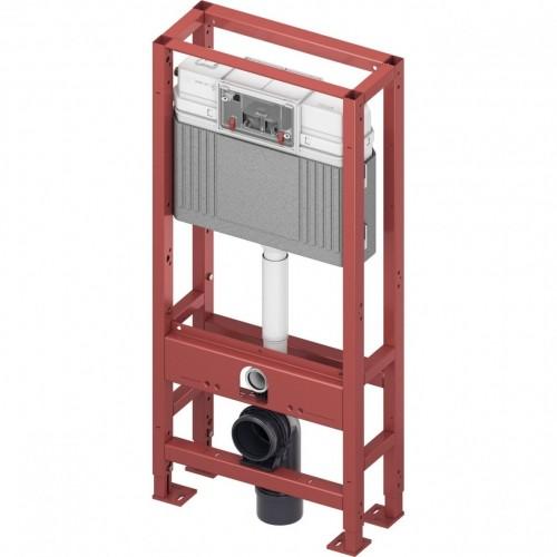 TECEconstruct wc modulis su keturiomis tvirtinimo kojomis, montavimo aukštis – 1120 mm, 9500393