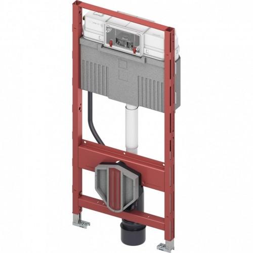 TECEprofil wc modulis su Uni vandens bakeliu, montavimo aukštis – 1120 mm, 9300379
