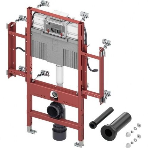 TECEprofil wc modulis, pritaikytas žmonėms su negalia, montavimo aukštis – 1120 mm, 9300381