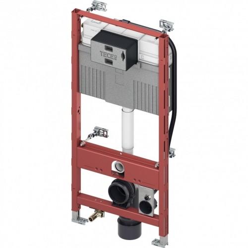 TECEprofil wc modulis su Uni vandens bakeliu, skirtas TOTO Neorest Washlet (WC), montavimo aukštis – 1120 mm, 9300344