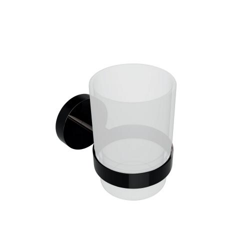 Bemeta Hematit pakabinama stiklinė su laikikliu