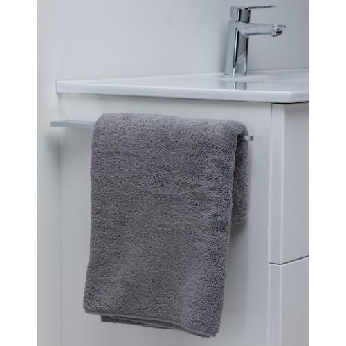 Kame baldinė šoninė rankšluosčių pakaba 32 cm chromo spalvos