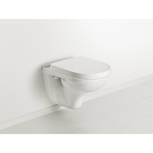 Potinkinio WC rėmo Geberit ir klozeto Villeroy & Boch O.Novo  komplektas