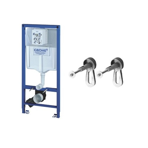 Potinkinis WC rėmas Grohe Rapid SL 2in1
